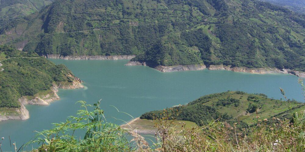 Hidroeléctrica del Guavio